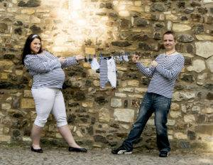 Budeme mít miminko, focení, těhulky, těhotné