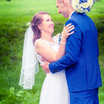 focení svatby