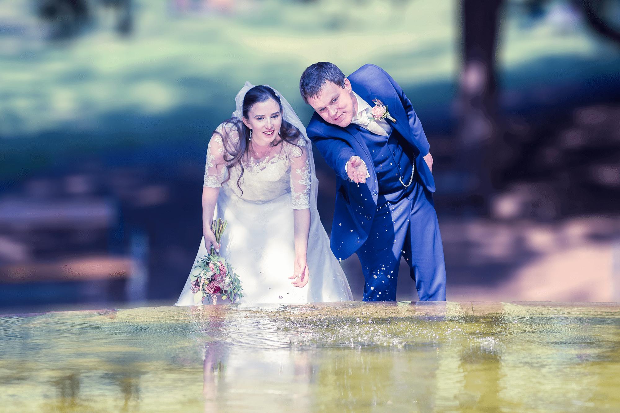snoubenci svatba
